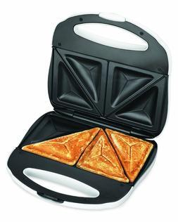 Sandwich Pizza Grilled Home Kitchen Non Stick Toaster Power