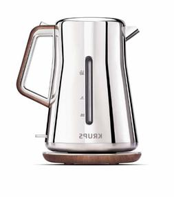 Silver Art Collection 2-Quart Electric Kettle - Krups - BW60