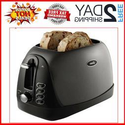 Slice Toaster Oster TSSTTRJBG1-NP Jelly Bean 2 Gun Metal