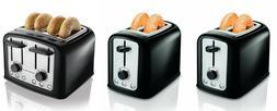 Hamilton Beach SmartToast Cool-Touch 2, 4 Slice Slot Toaster