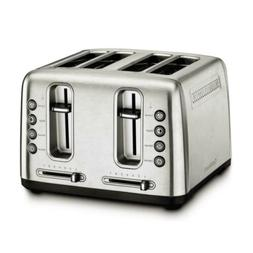 Cuisinart Stainless Steel 4-Slice Toaster with Shade Control