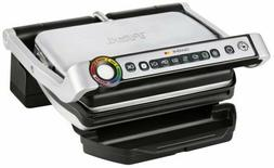 T-Fal Optigrill GC702D53 Stainless Steel Indoor Electric Gri