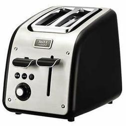 T-Fal TT771850 Maison 2-Slice Stainless Steel Toaster, Silve