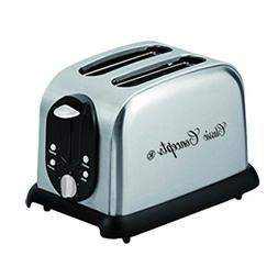 Classic Concepts TO103A 2 Slice Stainless Steel Toaster44; 1