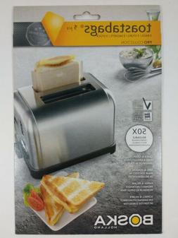 ToastaBags Toasta Reusable Toaster Snack Grilled Cheese Sand