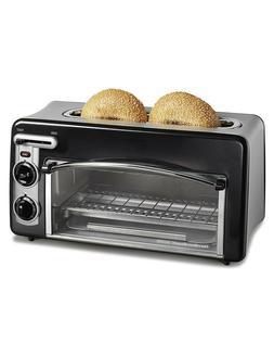 Hamilton Beach Toastation Oven with 2-Slice Toaster Combo, I