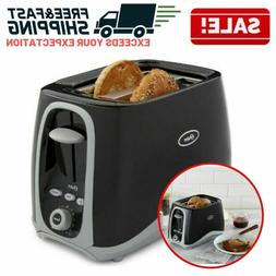 Toaster 2 Slice Heavy Duty Home Kitchen Breakfast Making Too