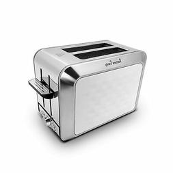 Fortune Candy Toaster 2 Slice Stainless Steel,Toaster for Ba