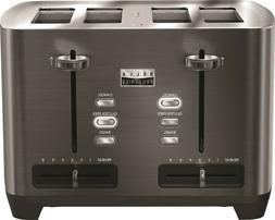 toaster 4 slice extra wide slot 6