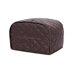 Toaster Cover, Csstel Polyester Toaster Cover for 4 Slice To