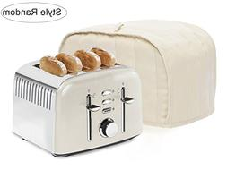 Toaster Cover, Messar Cotton Striped Bread Toaster Dust Cove