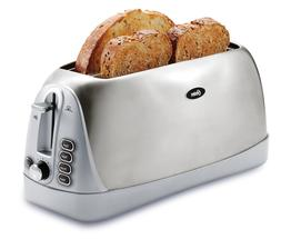 Toaster Extra Long Two Slot Best Dorm Home Dual Modern Quali