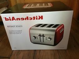 KitchenAid KMT4115ER Toaster with Manual High-Lift Lever, Em