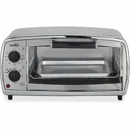 "Oster Toaster Oven 4-Slice 15-9/10""Wx11-3/5""Dx8-1/4""H STST T"