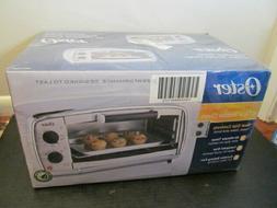Oster TSSTTVVGS1 4 Slice Toaster Oven - Brushed Stainless St