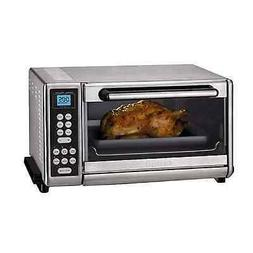 Cuisinart Toaster Oven Broiler Brushed Stainless - Factory R