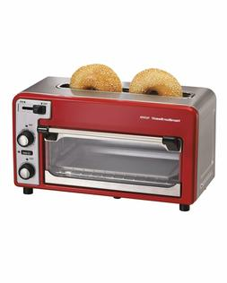 Toaster Oven Combo Small Kitchen Appliance Electric Toast Ba