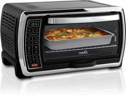 Oster Toaster Oven Digital Convection Oven, Large 6-Slice Ca