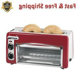 Toaster Oven Ensemble Toastation Traditional 2 Slice Kitchen