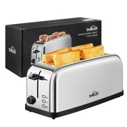 Kealive Toaster Slots Extra Long with 7 Levels Adjustable St