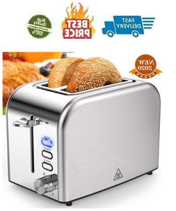 Toasters 2 Slice Best Rated Prime 1.5in Wide Slot With Bagel