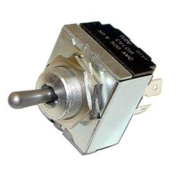 Savory 18209Sp Toggle Switch 3/4 Dpdt Ctr-Off 20A/250V Silve