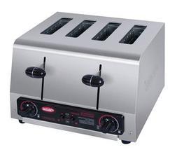 Hatco TPT-208 Stainless Steel 208V Pop-Up 4 Slot/Slice Toast