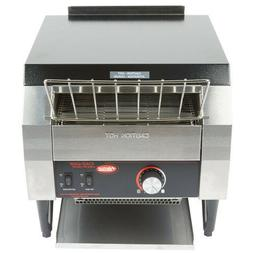 Hatco TQ-10 Toast-Qwik Horizontal Conveyor Toaster with 5 Sl