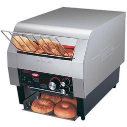 Hatco TQ-800HBA Toast-Qwik Conveyor Bagel & Bun Toaster with