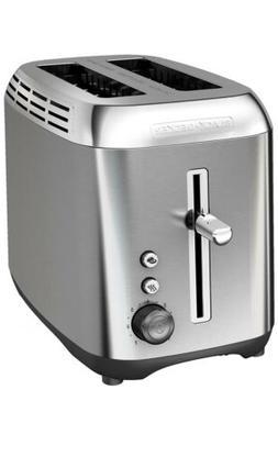BLACK+DECKER TR3510SD Rapid Toast 2-Slice Toaster, Stainless