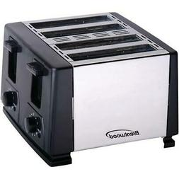 BRENTWOOD TS-284 4-slice Toaster