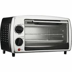 Brentwood Ts-345b 4-slice  Toaster Oven Broiler