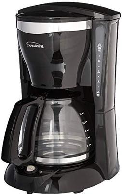 Brentwood Appliances TS-217 12-Cup Coffee Maker, standard Bl