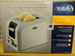 Oster Tsstrts2s2 2-slice Toaster Brushed Stainless Steel