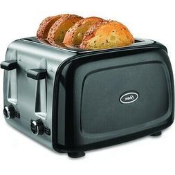 Oster 4-Slice Toaster, Black