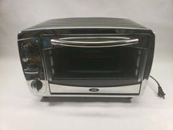 Oster TSSTTV0000 Toaster Oven Bake Broil Toast w/ Working Ti