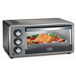 Oster TSSTTV15LTB 4 Slice Toaster Oven 220-240 Volts 50/60Hz
