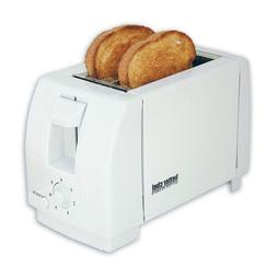 BETTER CHEF TWO SLICE BREAD BAGEL SLICE TOASTER ADJUSTABLE w