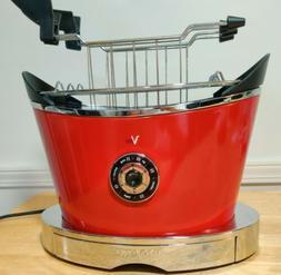 Volo Bugatti toaster Red Bugatti toaster