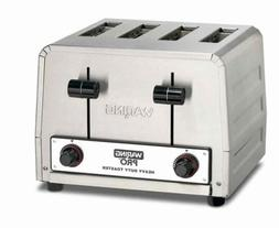 Waring WCT800R Heavy-Duty 4-Slot Toaster
