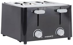 Westinghouse WT4201B 4 Slice Toaster, Black