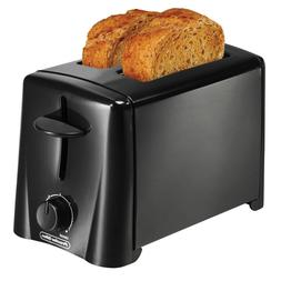 Wide Slots Toaster 2 Slice with 7 Shade Settings Auto Shutof